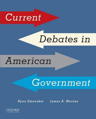 Current Debates in American Government (Paperback)