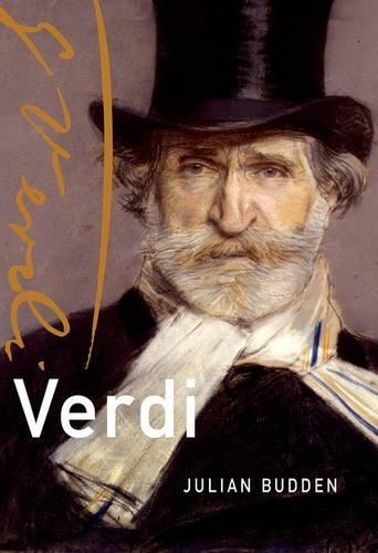 Verdi - Master Musicians Series (Paperback)