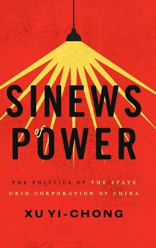 Sinews of Power: Politics of the State Grid Corporation of China (Hardback)