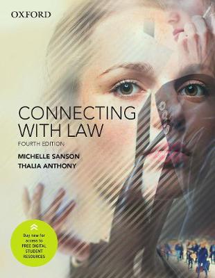 Connecting with Law (Paperback)