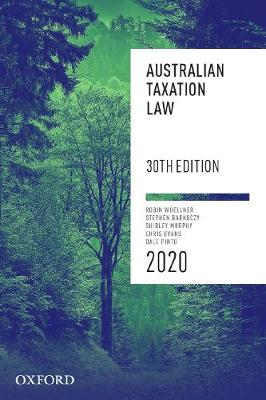 Australian Taxation Law 2020 (Paperback)
