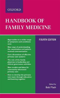 Handbook of Family Medicine (Paperback)