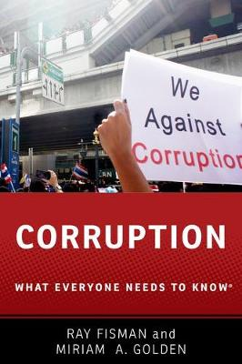 Corruption: What Everyone Needs to Know (R) - What Everyone Needs to Know (Paperback)