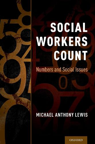 Social Workers Count: Numbers and Social Issues (Paperback)