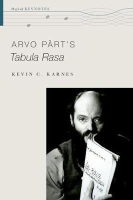 Arvo Part's Tabula Rasa - Oxford Keynotes (Paperback)