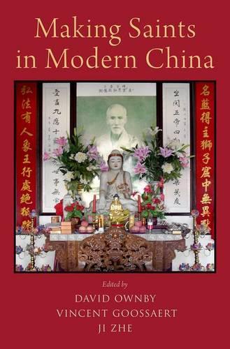 Making Saints in Modern China (Hardback)