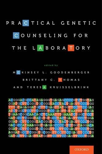 Practical Genetic Counseling for the Laboratory (Paperback)