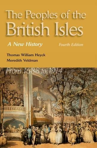The Peoples of the British Isles: A New History. From 1688 to the Present (Paperback)