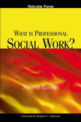 What Is Professional Social Work? (Paperback)