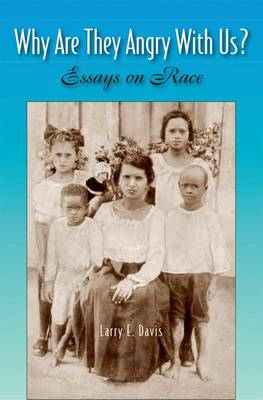 Why Are They Angry With Us?: Essays on Race (Hardback)