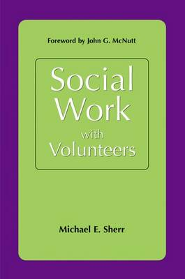Social Work With Volunteers (Paperback)