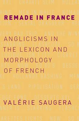 Remade in France: Anglicisms in the Lexicon and Morphology of French (Hardback)