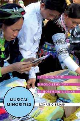Musical Minorities: The Sounds of Hmong Ethnicity in Northern Vietnam (Paperback)