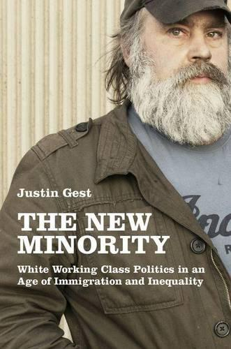 The New Minority: White Working Class Politics in an Age of Immigration and Inequality (Hardback)