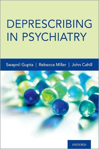 Deprescribing in Psychiatry (Paperback)