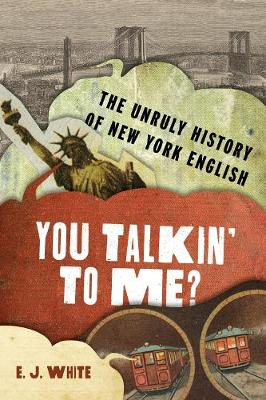 You Talkin' To Me?: The Unruly History of New York English - The Dialects of North America (Hardback)