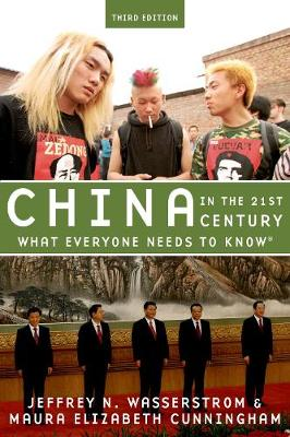 China in the 21st Century: What Everyone Needs to Know (R) - What Everyone Needs to Know (Hardback)