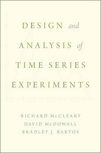 Design and Analysis of Time Series Experiments (Paperback)