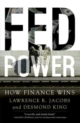 Fed Power: How Finance Wins (Paperback)