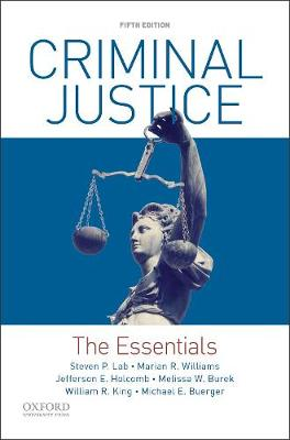 Criminal Justice: The Essentials (Paperback)