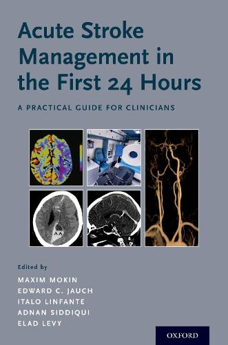 Acute Stroke Management in the First 24 Hours: A Practical Guide for Clinicians (Paperback)