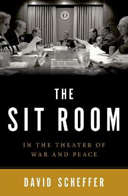 The Sit Room: In the Theater of War and Peace (Hardback)