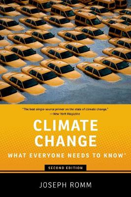 Climate Change: What Everyone Needs to Know (R) - What Everyone Needs to Know (Hardback)