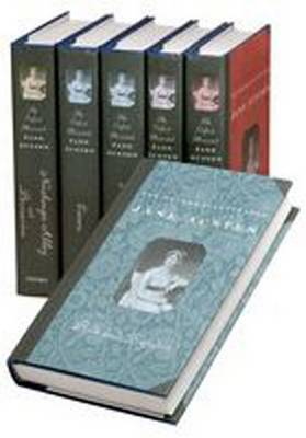 Oxford Illustrated Jane Austen Set - Oxford Illustrated Jane Austen (Hardback)