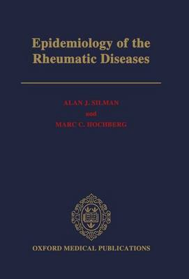 Epidemiology of the Rheumatic Diseases (Hardback)