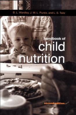Handbook of Child Nutrition (Hardback)
