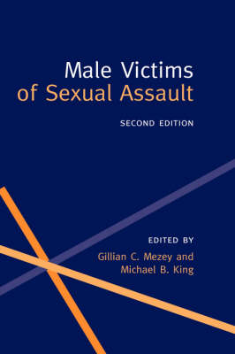 Male Victims of Sexual Assault (Hardback)