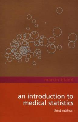An Introduction to Medical Statistics (Paperback)