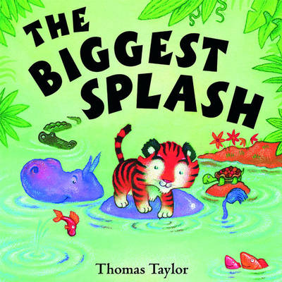 The Biggest Splash (Paperback)