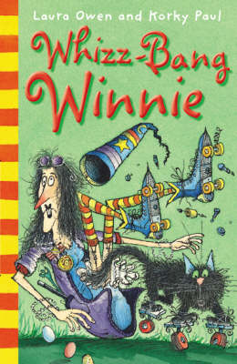 Whizz-bang Winnie (Paperback)