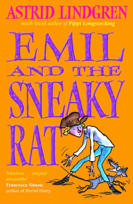 Emil and the Sneaky Rat (Paperback)