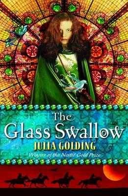 Cover of the book, The Glass Swallow (Dragonfly & The Glass Swallow, #2).