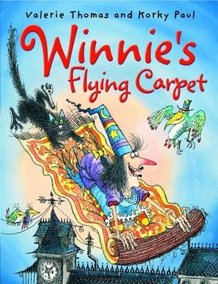 Winnie's Flying Carpet (Paperback)