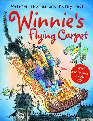 Winnie's Flying Carpet