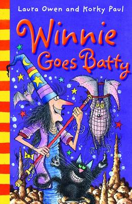 Winnie Goes Batty (Paperback)