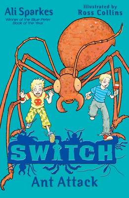SWITCH:Ant Attack - S.W.I.T.C.H (Paperback)