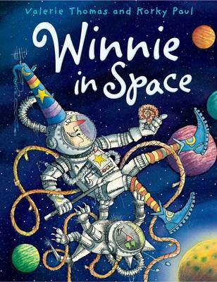 Winnie in Space (Paperback)