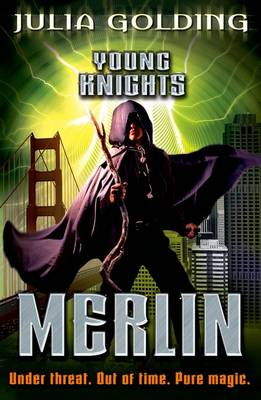 Young Knights 3: Merlin (Paperback)