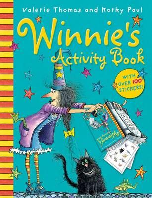 Winnie's Activity Book (Paperback)
