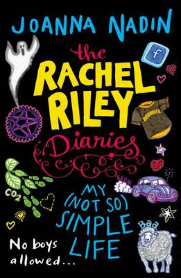 The Rachel Riley Diaries: My (Not So) Simple Life - The Rachel Riley Diaries (Paperback)