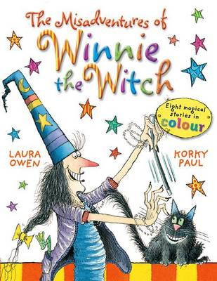 The Misadventures of Winnie the Witch (Paperback)