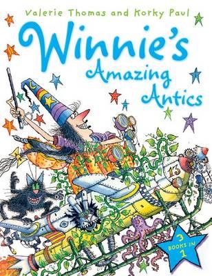 Winnie's Amazing Antics (Paperback)