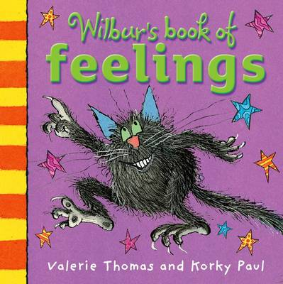 Wilbur's Book of Feelings (Board book)