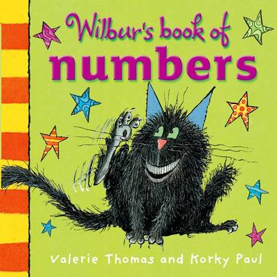 Wilbur's Book of Numbers (Board book)