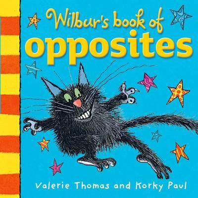 Wilbur's Book of Opposites (Board book)