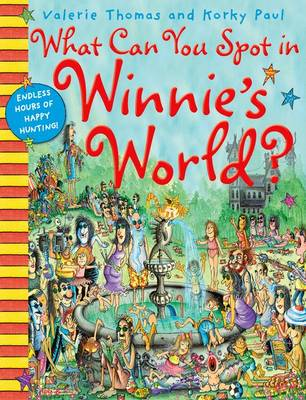 What Can You Spot in Winnie's World? (Paperback)